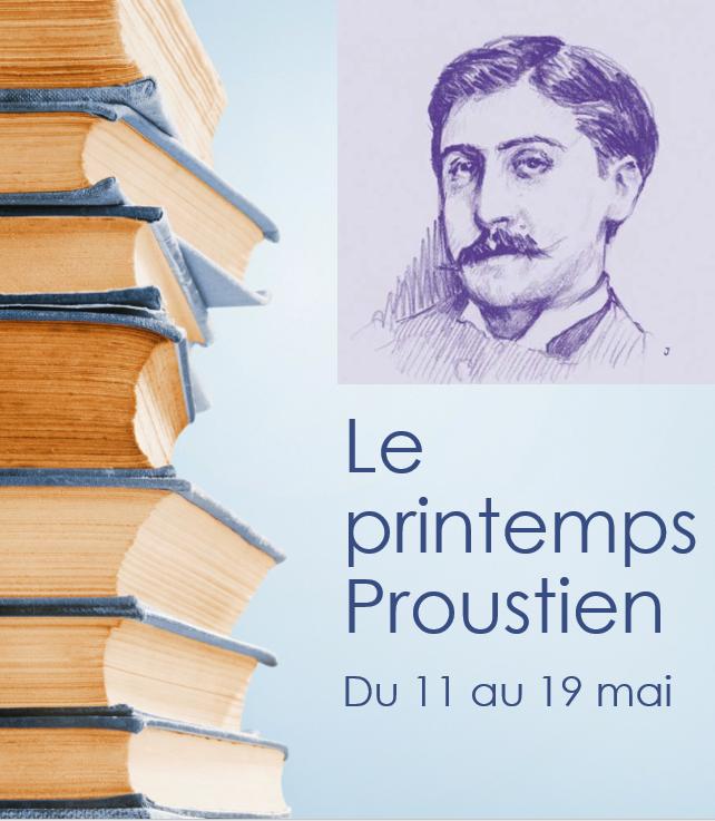 Le printemps Proustien